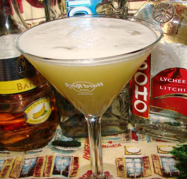 Mellow Martini