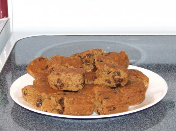 Cheryl's Raisin Bars