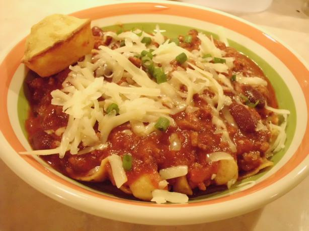 Chili, Plain and Simple but Darn Good
