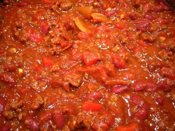 The Best Firehouse Chili
