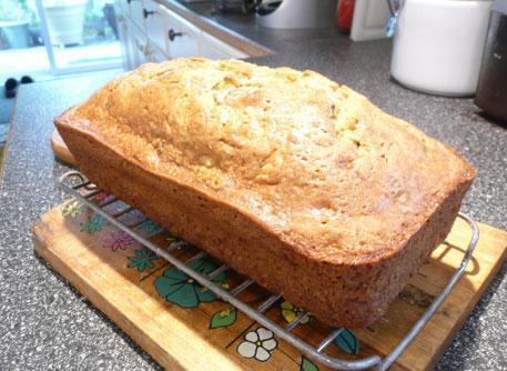 Zucchini-Lime Bread