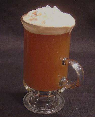 Caramel Coffee Cider