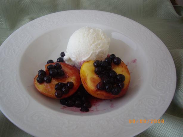 Peaches 'n' Berries