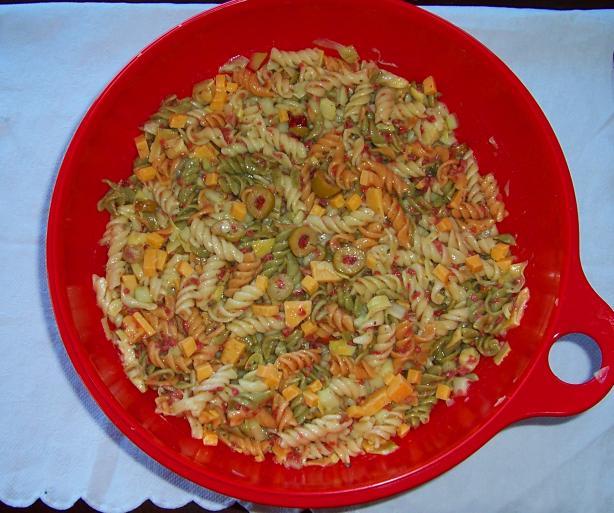 Carolyn's Pasta Salad