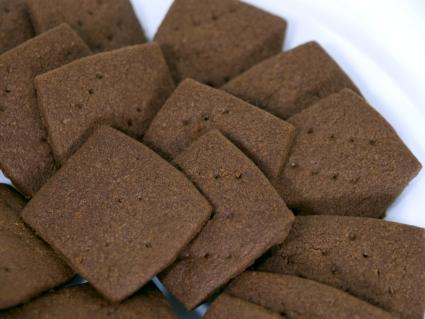 Chocolate Shortbread