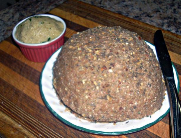 Essene Bread (Raw Sprouted Bread)