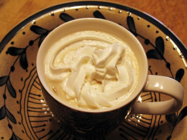 Molasses and Cream Coffee
