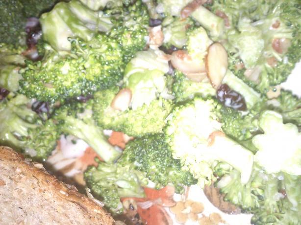 Awesome Broccoli Salad