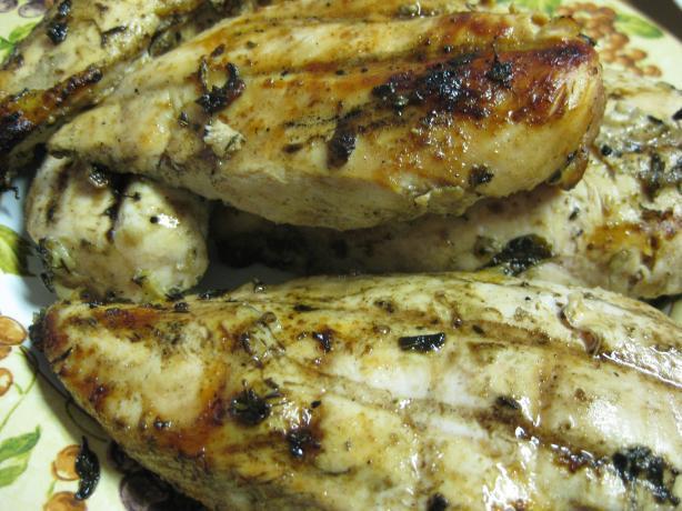 Lemon Herb Chicken Marinade