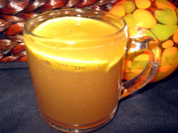 Maple Rum Cider