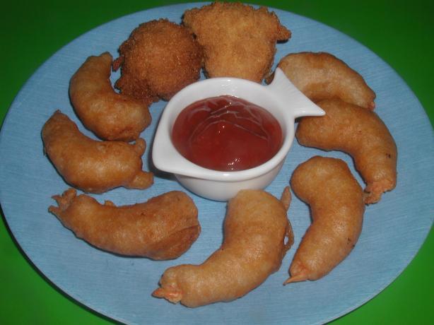 Morrison's Cafeteria Fried Shrimp