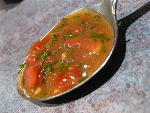 Fresh Tomato Dressing