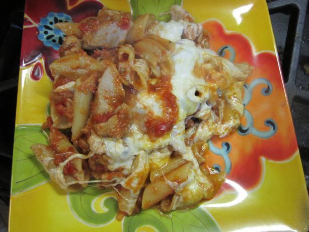Chicken Penne Casserole