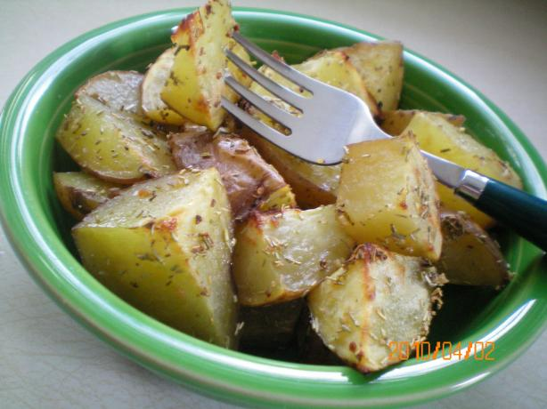 Olive Garden Restaurant Roasted Potatoes