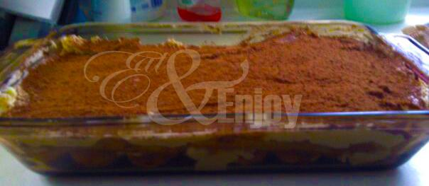 Tiramisu (No Raw Eggs Here!)