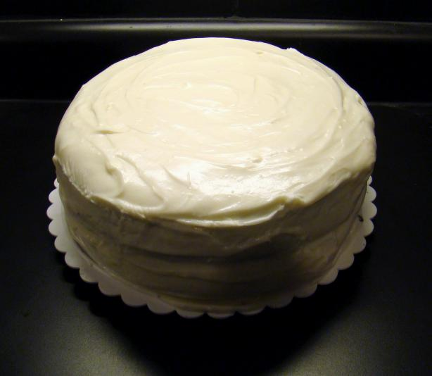 Mrs. Fields Carrot Cake