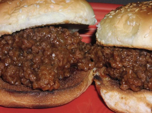 Drunken Sloppy Joes