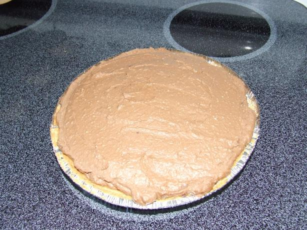 Cheryl's Secret Ingredient Chocolate Peanut Butter Pie
