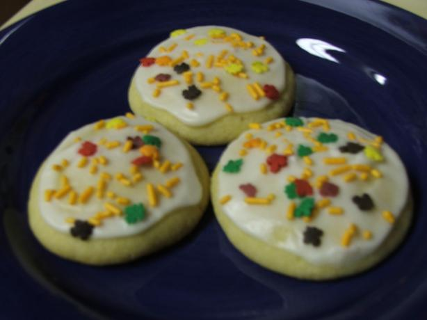 Lofthouse-Style Sugar Cookies