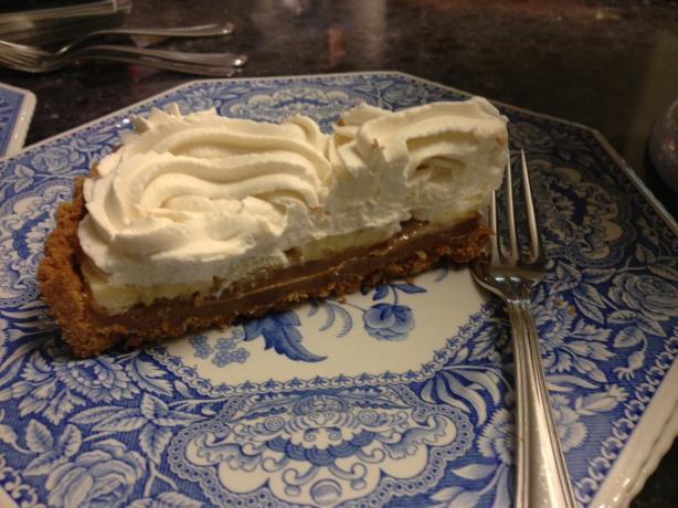 Paula Deen's Banoffee Pie