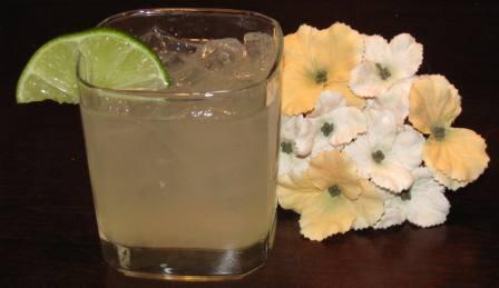 Lemonade Caipirinha