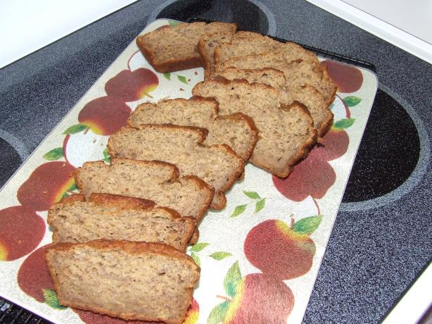 Cheryl's Wanted to Use up 6 Ripe Bananas Banana Bread