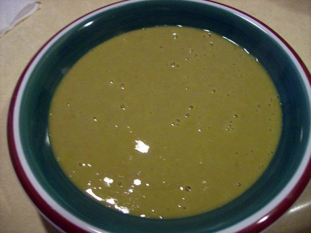 Vitality Soup (Raw)
