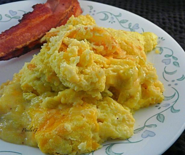 Bonnie's Oven Eggs