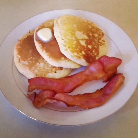 Cracker Barrel Buttermilk Pancakes