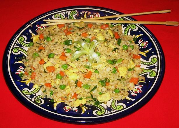Smoky Fried Rice