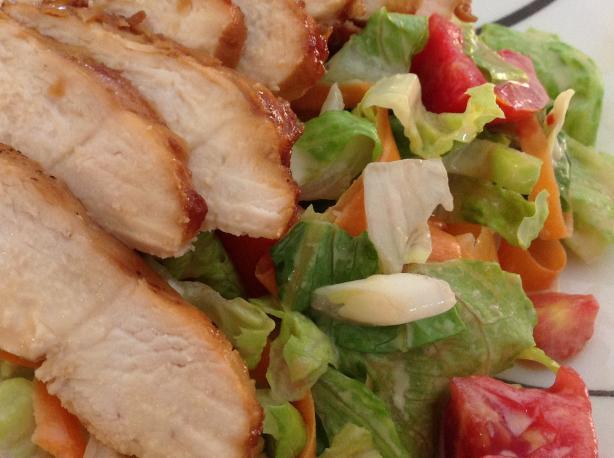 Japanese Steak House Salad Dressing Recipe