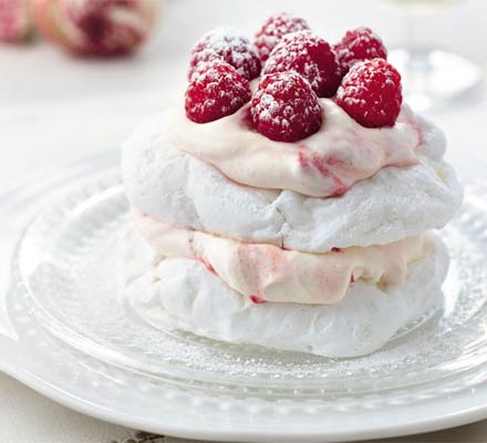 Eton mess stacks