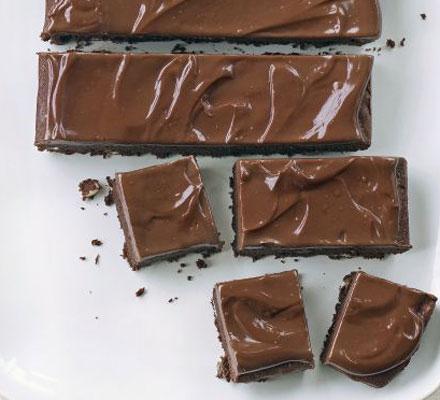 Alex's mega brownies