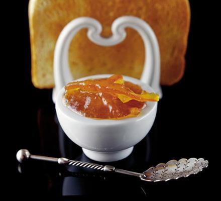 Ultimate Seville orange marmalade