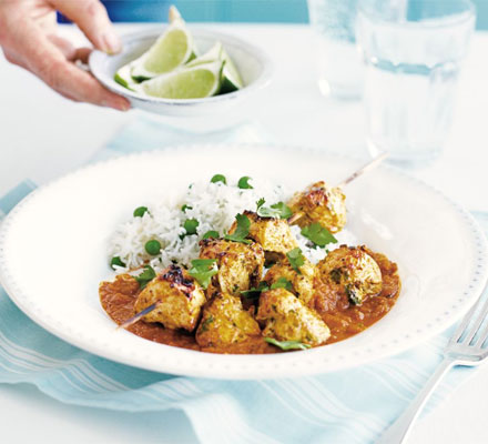 The Ultimate Makeover: Chicken tikka masala