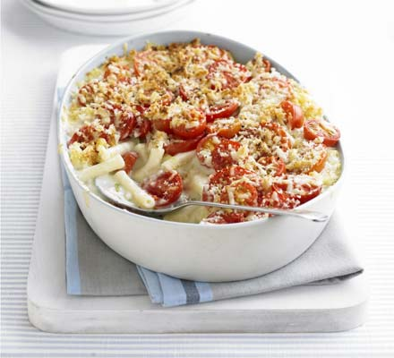 The ultimate makeover: Macaroni cheese