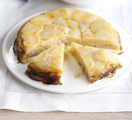 Welsh onion cake