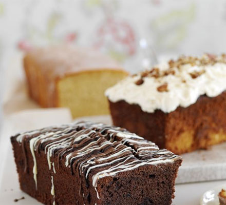 Elderflower crunch cake