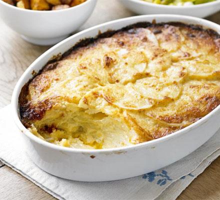 Dauphinoise potatoes
