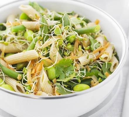 Superfood pasta salad