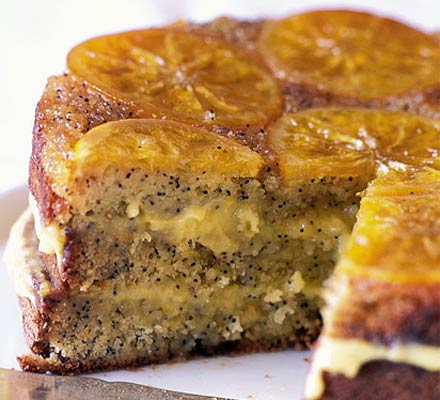 Tom's orange & poppyseed cake