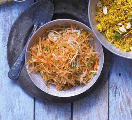 Carrot & cumin salad