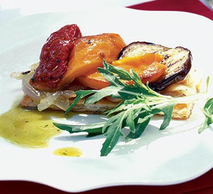 Provençal tarts