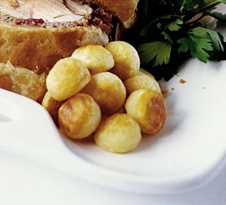 Noisette potatoes