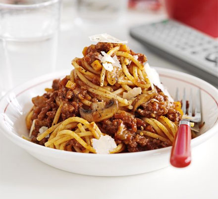 Big-batch Bolognese