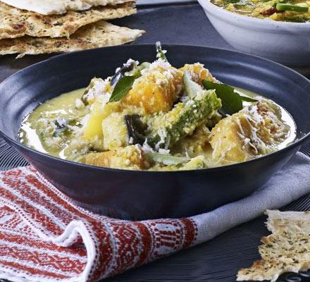 Keralan vegetable curry