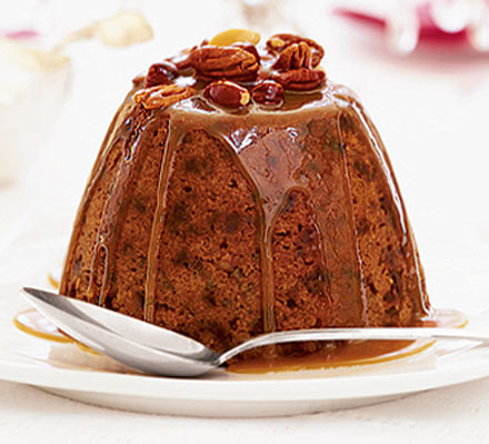 7-cup Christmas pudding