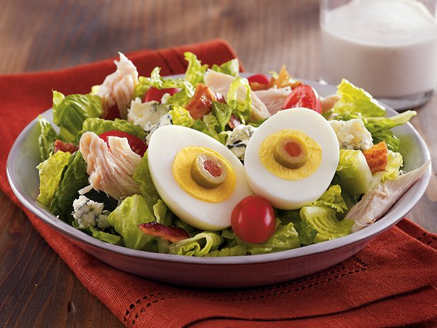 Eyeball Cobb Salad