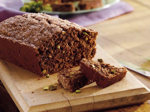 Chocolate-Pistachio Bread