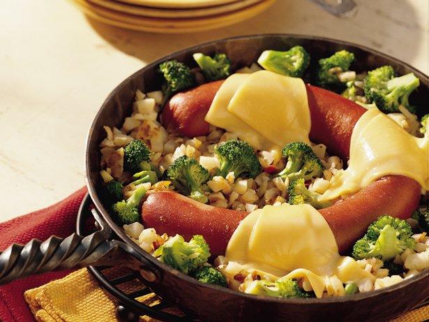 Sausage Skillet Supper